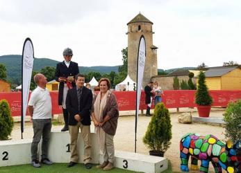 Cluny, Podium finale amateur élite